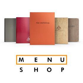 Menu Shop UK