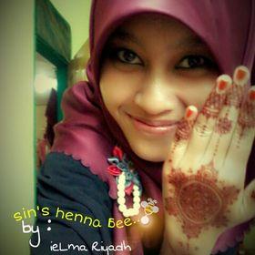 sin's henna Bee