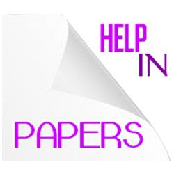 Help In Papers