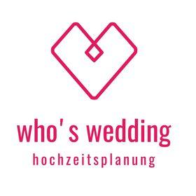 who's wedding Hochzeitsplaner
