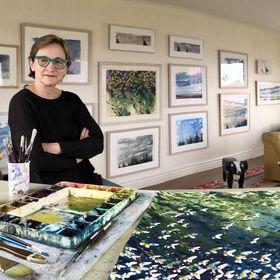 Denise Comeau Painter-Printmaker