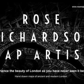 Rose Richardson Map Artist