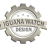 Iguana Watch Design