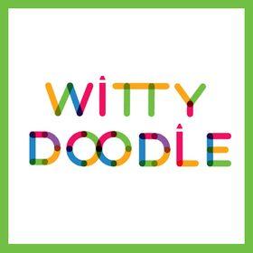 Witty Doodle - Nursery Wall Art & Nursery Wall Stickers