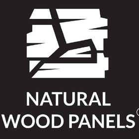 Natural Wood Panels Panele drewniane 3D