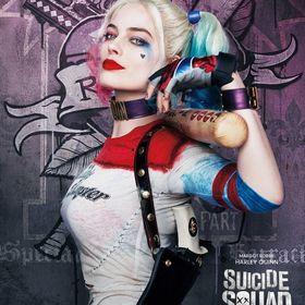 Harley Quinn<3