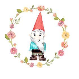 Gnome Decor