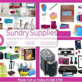 Sundry Supplies