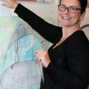 Billedkunstner Bente Kystad Syr