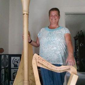 Owosso Harpist