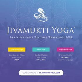 Jivamukti Yoga Teacher Trainings