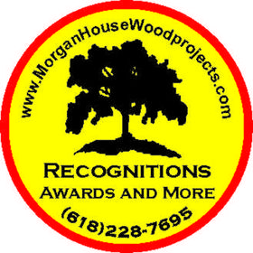 Morgan House Woodprojects