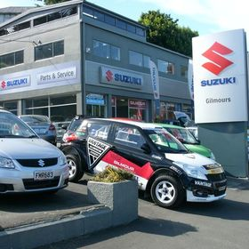 Gilmour Motors Suzuki