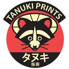 Tanuki Prints