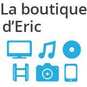 La boutique d'Eric