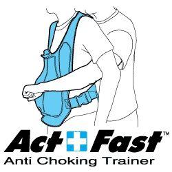 Act+Fast Anti Choking Trainer