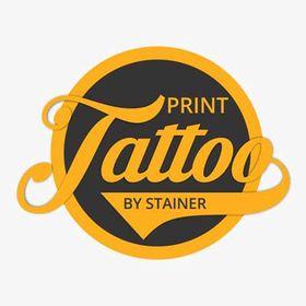 Print Tattoo