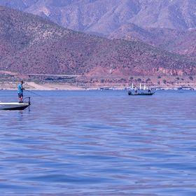 Roosevelet Lake Marina