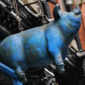The Blue Pig, Manchester