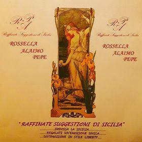 RAFFINATE SUGGESTIONI DI SICILIA by Le Trame di Rossella Alaimo Pepe