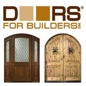 Entry U0026 Interior Doors   Doors For Builders