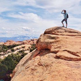 Jess Likes to Hike