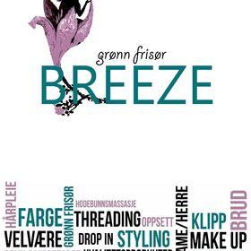 Breeze grønn frisør