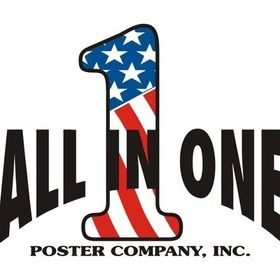 All In One Poster Company Inc.