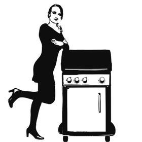 Die Frau am Grill   Das BBQ & FOOD Magazin Pinterest Profile Picture