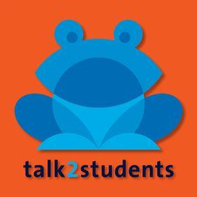 Maastricht University - Talk 2 Students