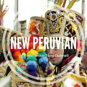 New Peruvian • By Tony Dunnell