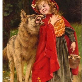 Little Red Riding Red