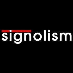 SIGNOLISM Moscow based neon art shop