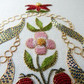 Mary Martin Embroidery