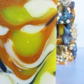 Pitter Pattern Designs Soap (Ann Stoermer)