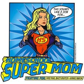Adventures Of A Homeschool Supermom