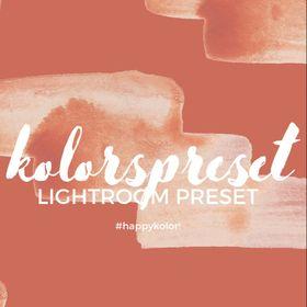 KolorsPreset | Lightroom Presets