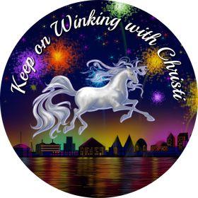 Keep On Winking with Christi