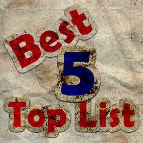 Best Five Top List