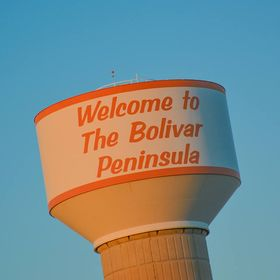 Bolivar Peninsula Texas