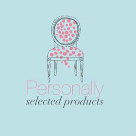 Personally selected products