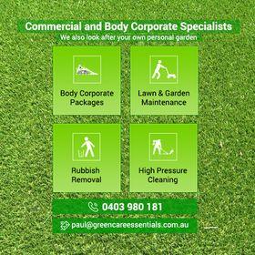 Greencare Essentials Lawn & Garden Maintenance