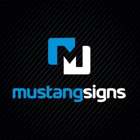 Mustang Signs