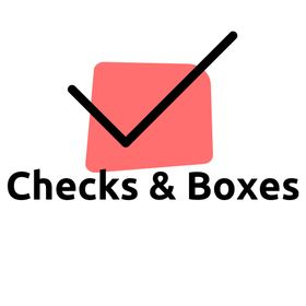 Checks And Boxes