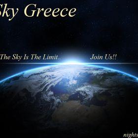 Night Sky Greece