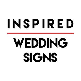 InspiredWeddingSigns
