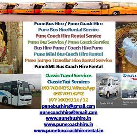 Tempo Traveller Hire Pune Tempo Traveller Rental Pune