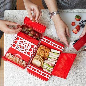 Flip Lid Lunchboxes