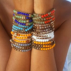 Sylvia Bracelets
