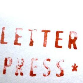 Letterpress *